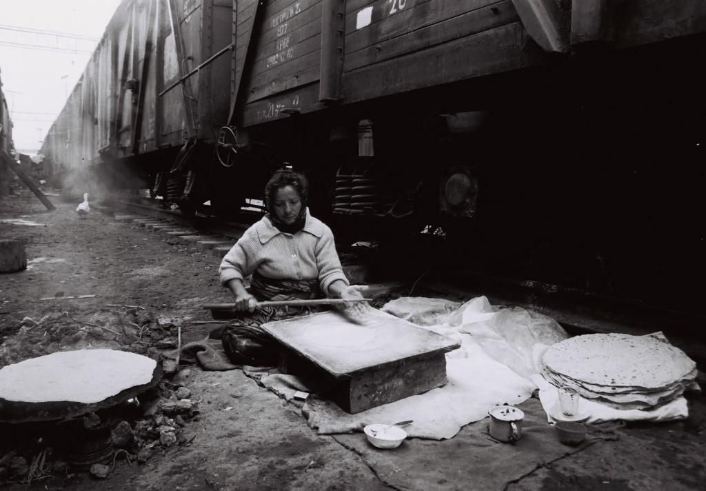 25.Sabirabad rayonunda dəmir yolunda məskunlaşan məcburi köçkün 2001-ci il