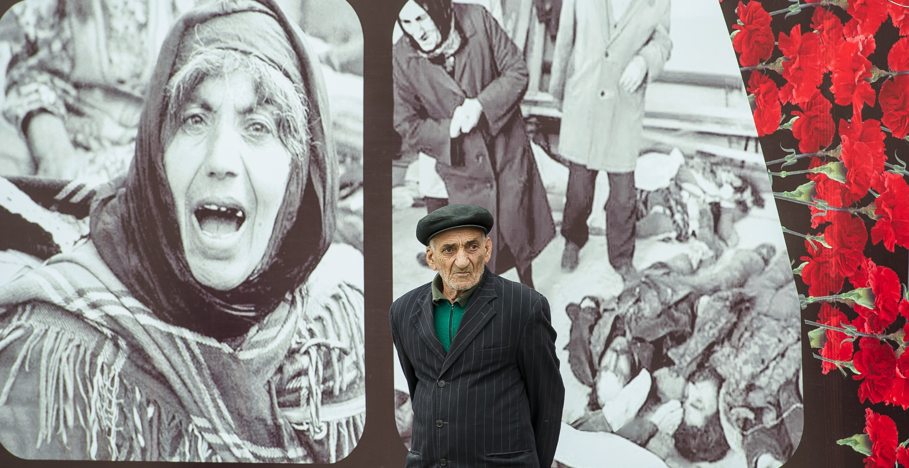 День памяти, Баку 2013