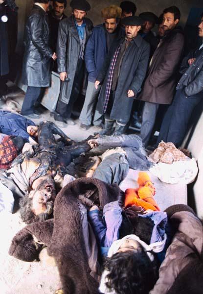 5. Xalid Esgerov Xocali faciesi agdam mescidi 1992 fevral. Fotoqraf: Xalid Əsgərov