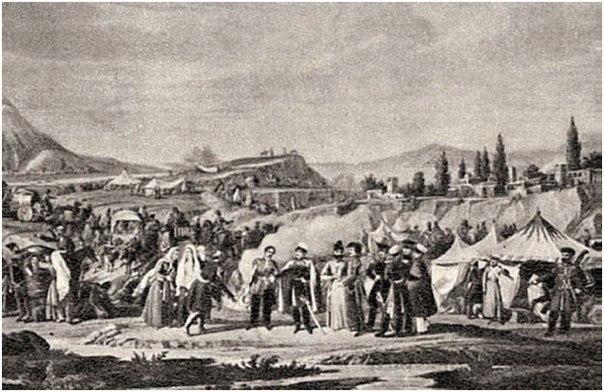 Ermənilərin Azərbaycan torpaqlarına kütləvi