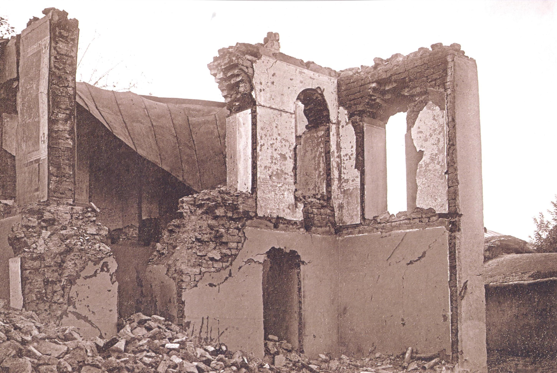 11 Əhməd Məlikovun evi 1918 ci il Soyqırımı: Göyçay qəzası