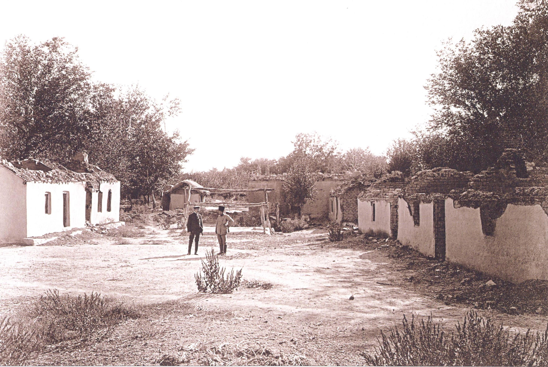 13 Ufa Cəlil oğlunun və Cavad Manaf oğlunun malikanələri 1918 ci il Soyqırımı: Göyçay qəzası