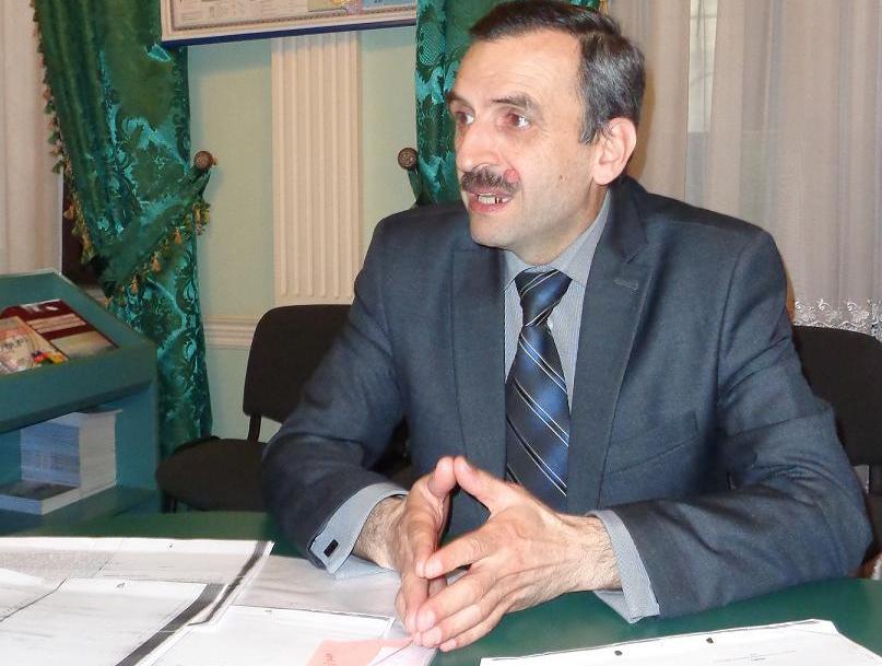 Aqil Şahmuradov müsahibə