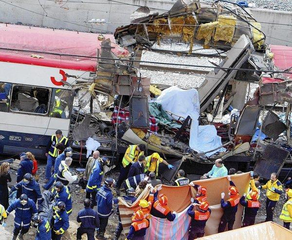 "Madrid ""M-11"" bombings"