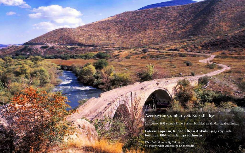 Kubadlı İlçesi_Lalezar Köprüsü