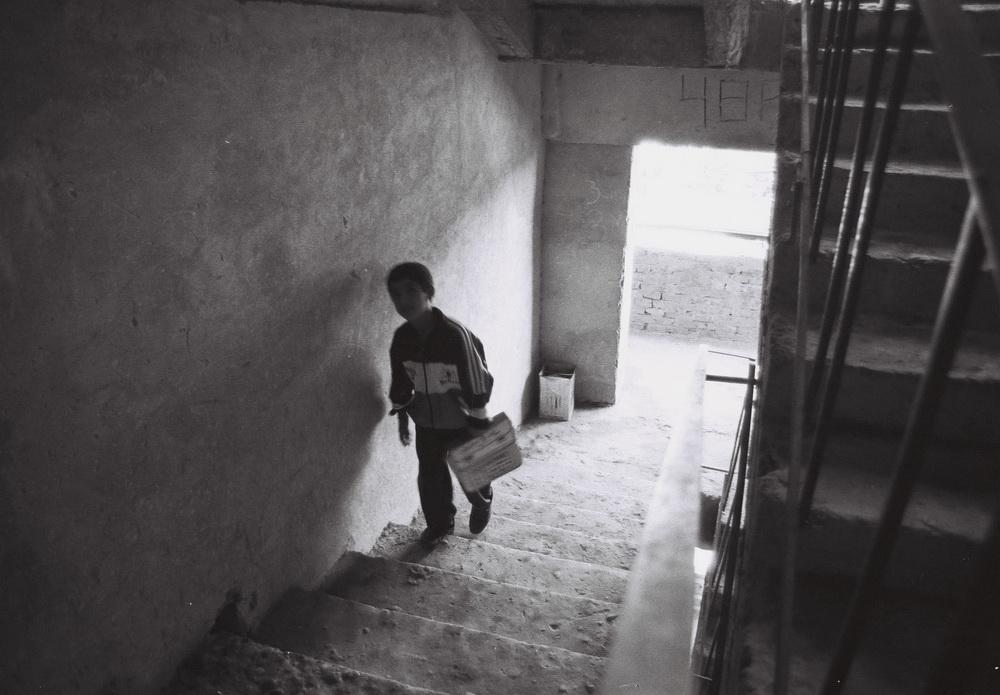 Bakı,1997-ci il. Foto: Mirnaib Həsənoğlu