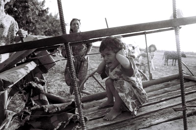 IDPs from Agdam, 1993, Photo by Ilgar Jafarov