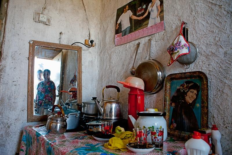 IDPs settled  in Agjebedi Region  from  Lachin, 2011. Photo by Elmar Mustafazadeh