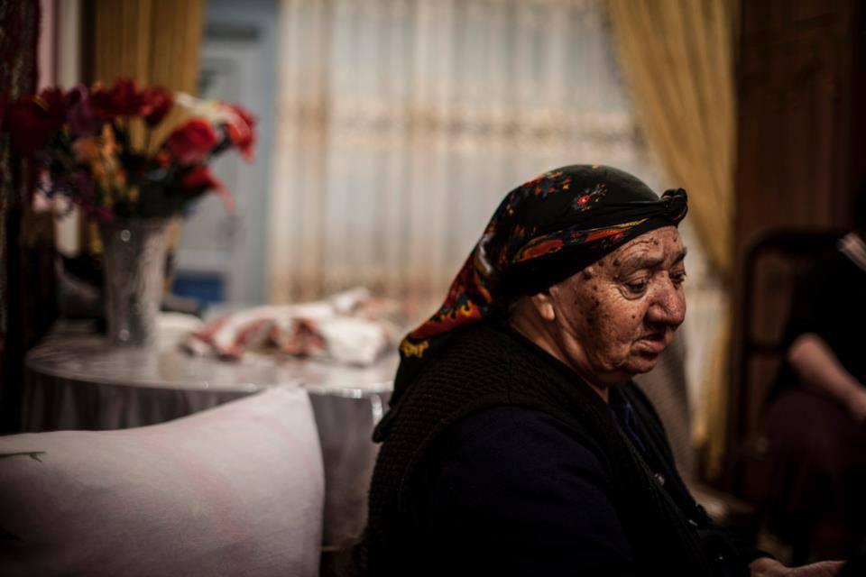 The Hostel where IDPs from Khojaly live, Baku 2012  Photo by Seljan Gurbanova