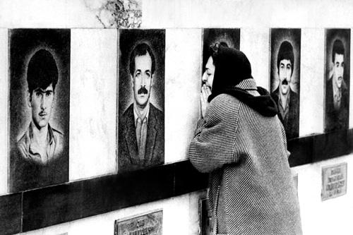 Շեհիդների ծառուղի.Բաքու.1996 թ.