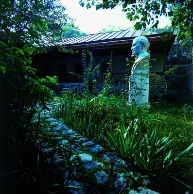 Bülbülün ev muzeyinin Şuşa filialı
