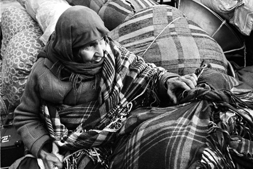 სომხეთიდან იძულებით გადასახლებულები ,ზანგილანი 1989 წ.