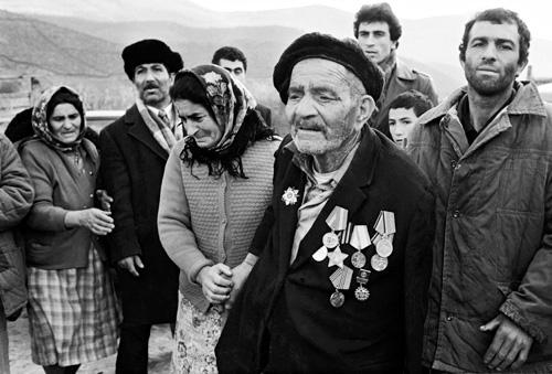 Հայաստանից տեղահանվածներ, Զանգելան. 1989 թ.