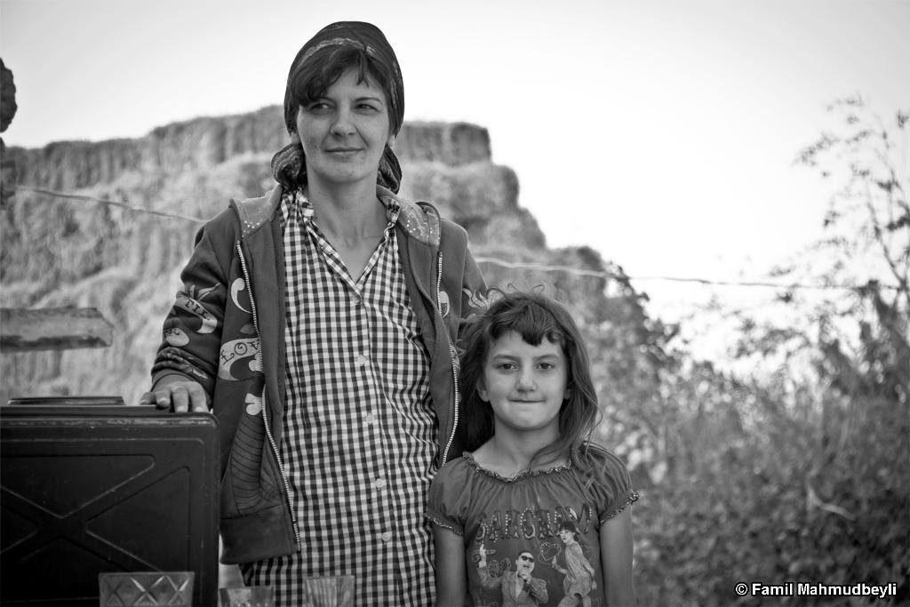 Ağdərə rayonu, 2013. Markuşevan kəndi.