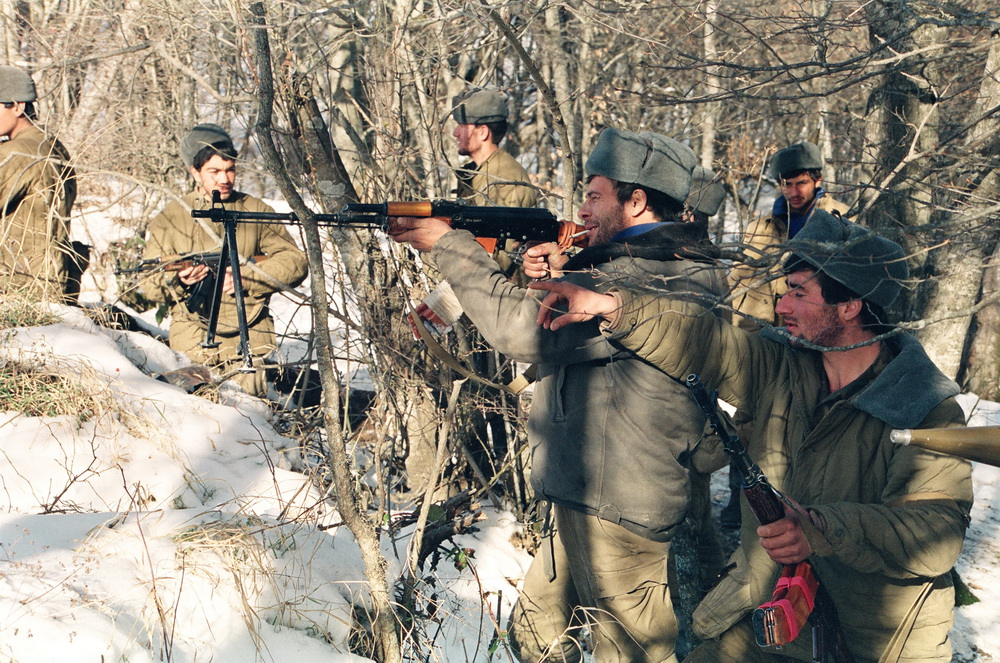 1297 - Qubadlı cəbhəsi 1993 1