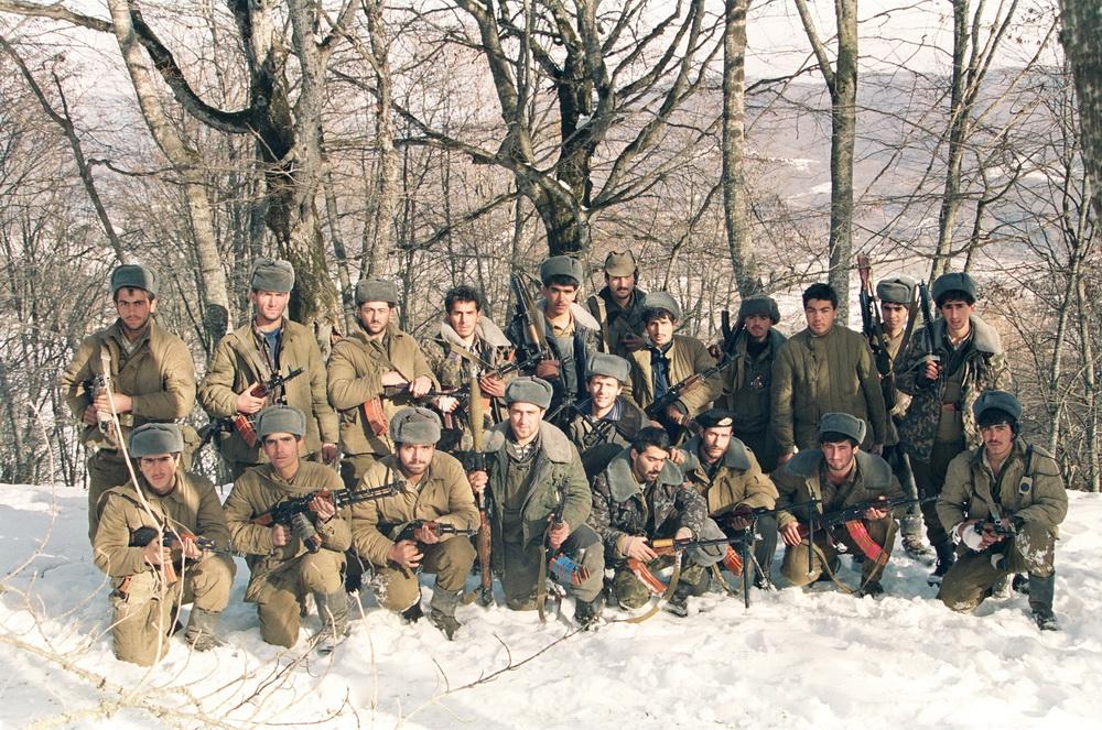 نوار جبهه قوبادلی، سال ۱۹۹۳