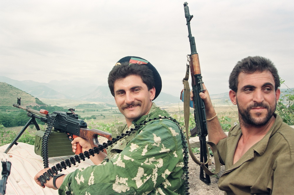 جبهه آغدام-آغدره، سال ۱۹۹۳