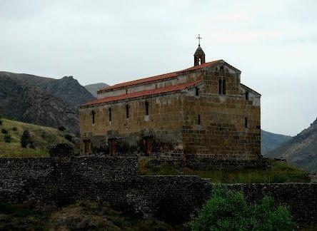 Amaras Monastrı. Xocavənd rayonu Cütcü kəndi IV-XIX əsrlər