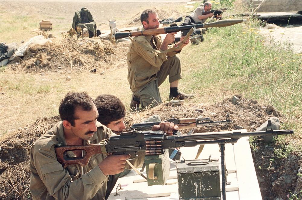 Beylekan- Fuzuli bölgesi, 1993
