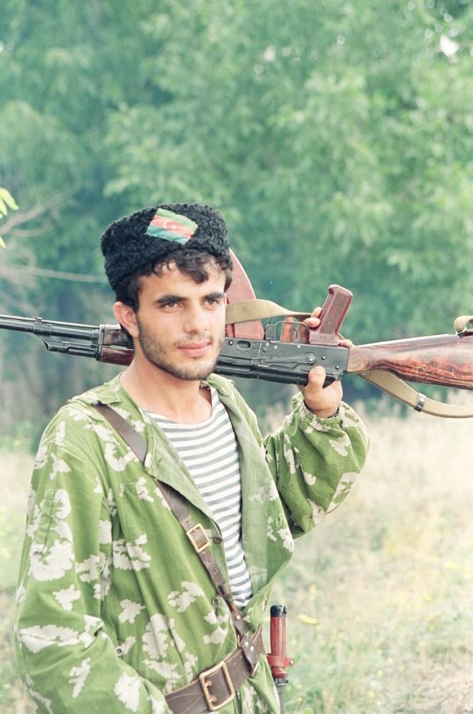 سرباز جوان