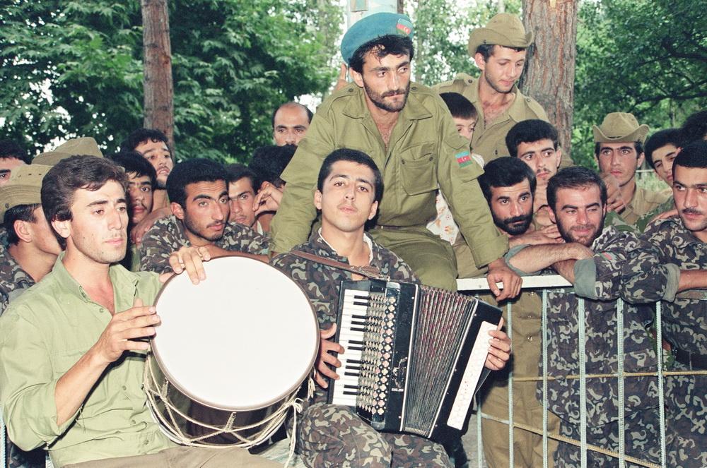 Laçın - Qubadlı bölgəsi 1992 (2)