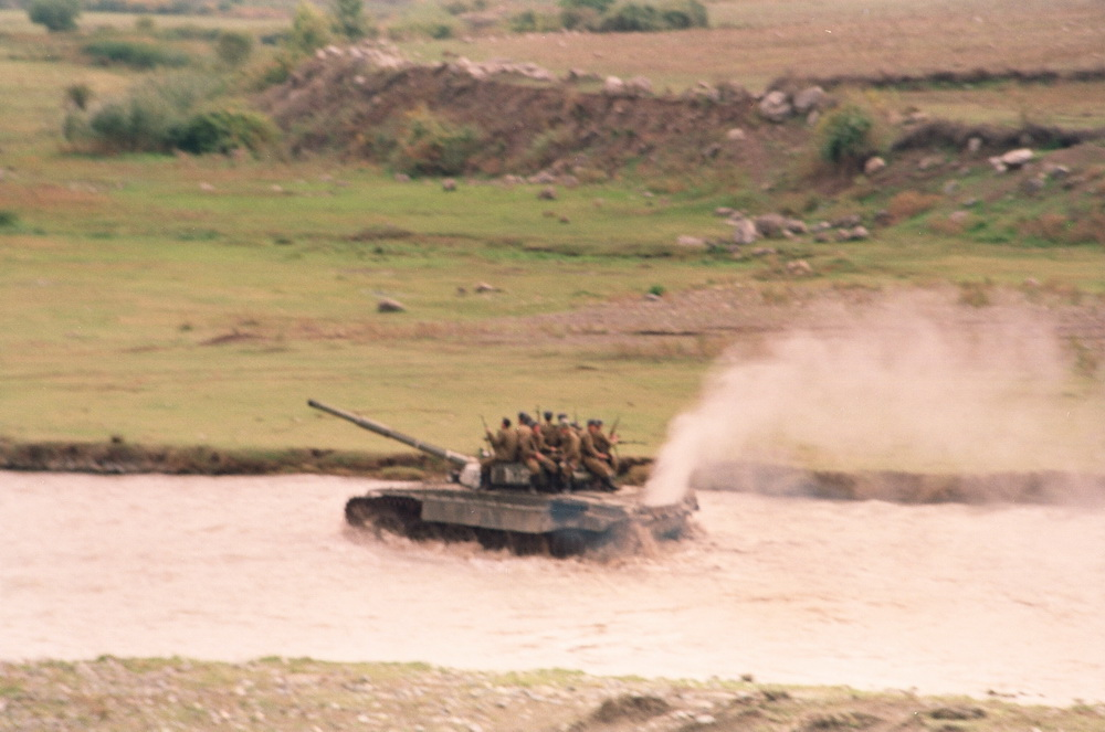 Laçın - Kubadlı bölgesi, 1992