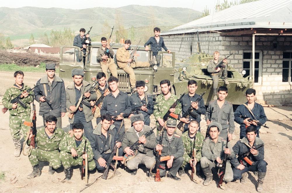 Laçın Taburu, 1993