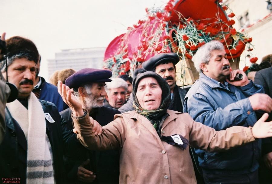 Фотограф: Тахир Джафаров