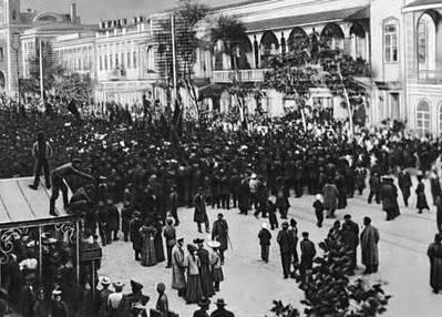 Tbilisi 1905