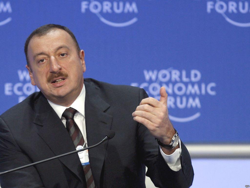 ilham aliyev davos