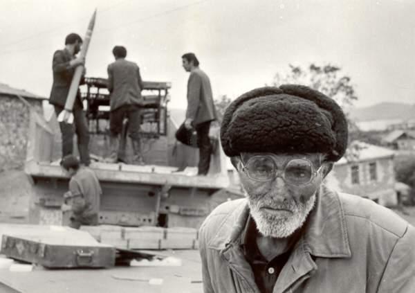 Qrad. Goranboy rayonu, Todan kəndi. 1991-ci il
