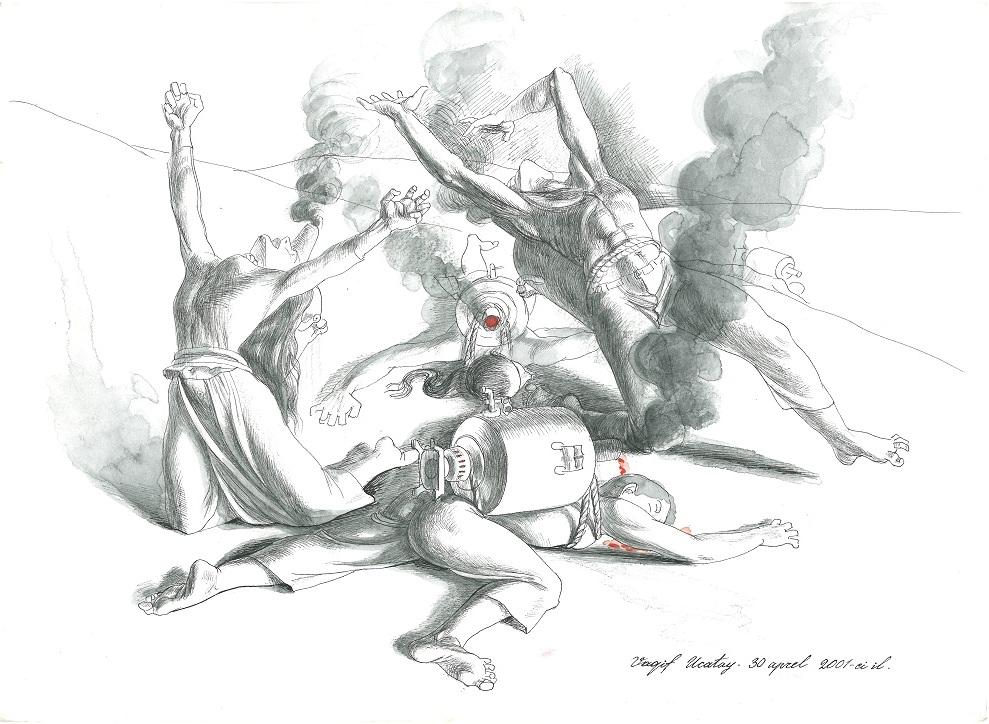 Rəssam: Vaqif Ucatay