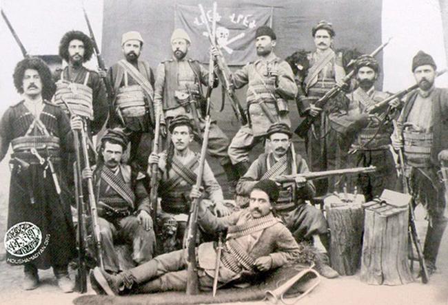Армянский терроризм