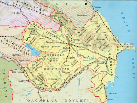 Azerbaycan-1918-1920-xerite