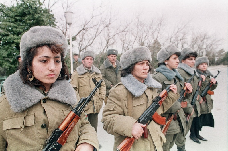 Фотограф: Халид Аскеров
