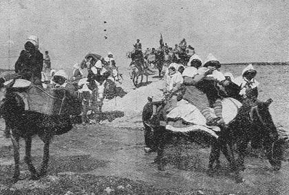 ermenilərin köçü