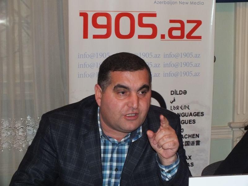 1905.az Diskussiya Klubunda bu günkü müzakirədə. Analitik jurnalistika bizdə və bu gün 3