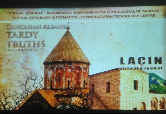 Qafqaz albaniyası filmi