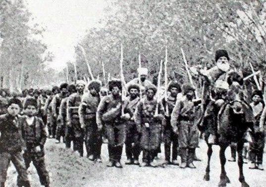Армения в годы Первой мировой войны.