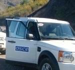 Мониторинг на линии соприкосновения войск Азербайджана и Армении kicik
