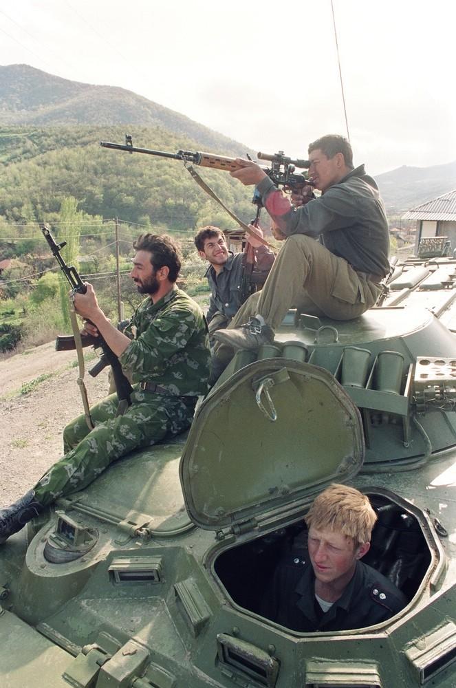 Агдере, 1992