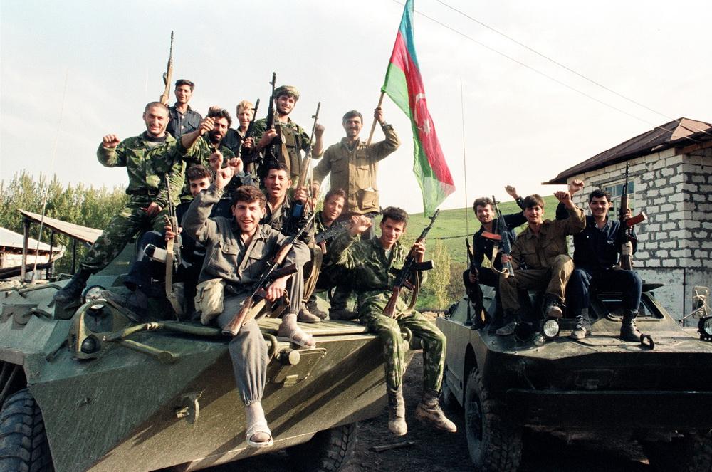 Beyləqan- Füzuli bölgəsi, 1993