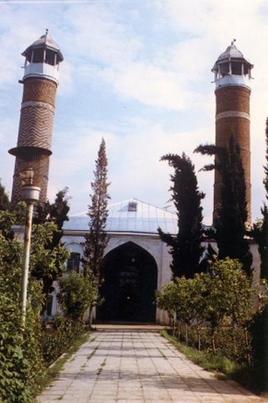 Ağdam, Cümə məscidi