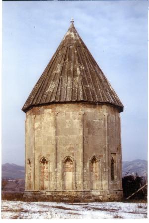Ağdam, Xaçın Dərbəndli, Qulu Musanın məqbərəsi