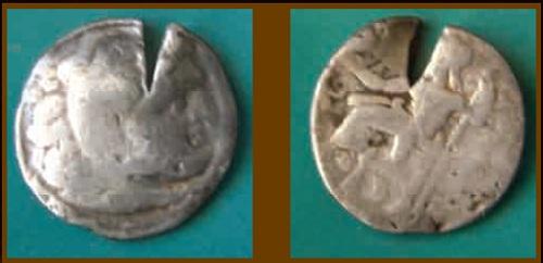 Драхма Александра Великого (увеличено)