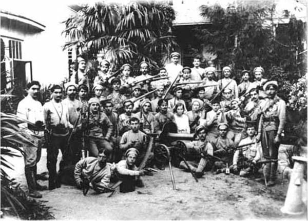 Армяно-грузинская война 1918 года (III часть) http://1905.az