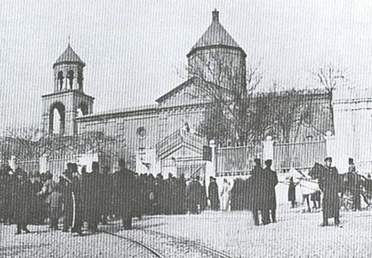 Surb_Grigor_Lusavorich_church_in_Baku