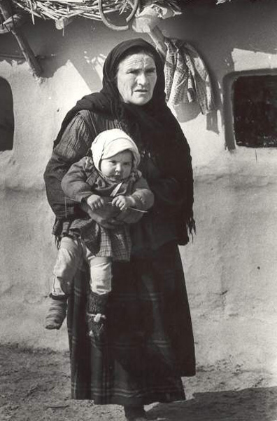 The refugee from Karabakh.1993