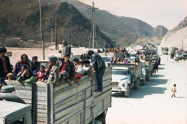 Biz qayıdacağıq. Kəlbəcər 1993-cü il