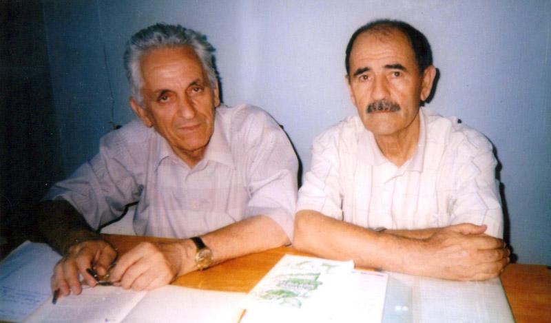 Bibisi oğlu SSRİ-nin fəxri neft kimyaçısı Rəcəbəli Sultanovla